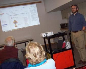 Library modern technology showcased   Technology   Scoop.it