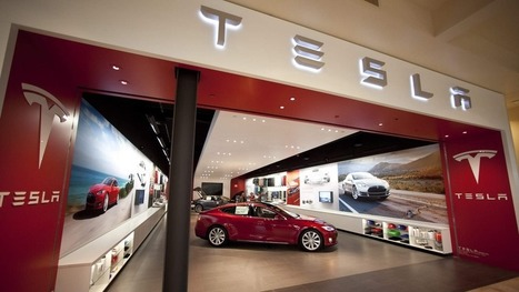 Tesla has applied for a dealership license in Michigan | Beacon | Scoop.it