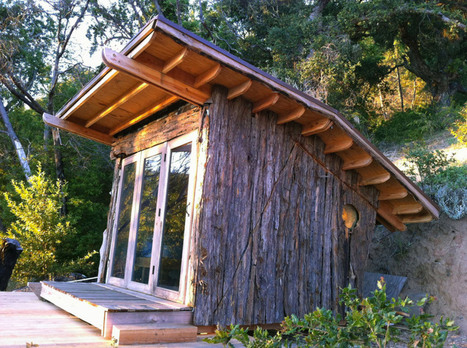 Hawk House | Tiny House Swoon | Pallet Construction | Scoop.it