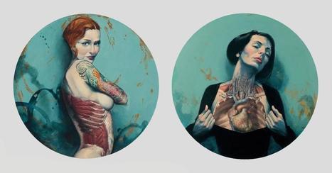 The spellbinding art of human anatomy | KINSHIP COMMUNITY NETWORK | Scoop.it
