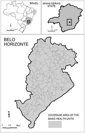 Relative Risk of Visceral Leishmaniasis in Brazil: A Spatial Analysis in Belo Horizonte | Tropical diseases | Scoop.it