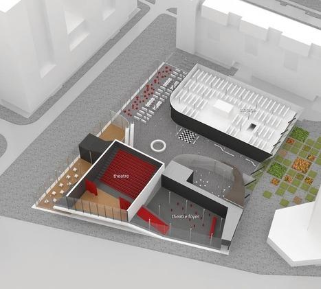 Een nieuwe bibliotheek voor Rotterdam - Aureon architectuurblog | Van het web | Scoop.it