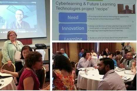 CIRCL Newsletter – Issue 12, July 2015 | CIRCL Cyberlearning | COMPUTATIONAL THINKING and CYBERLEARNING | Scoop.it