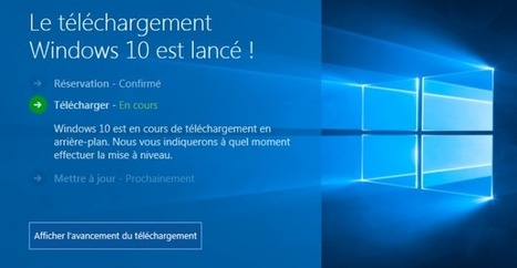 Ma 1ère expérience Windows 10 fut courte et douloureuse ! | Geek or not ? | Scoop.it