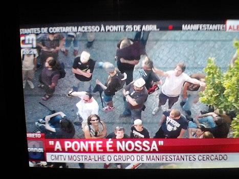 Imagens dos Manifestantes - CMTV | Greve Geral | Scoop.it