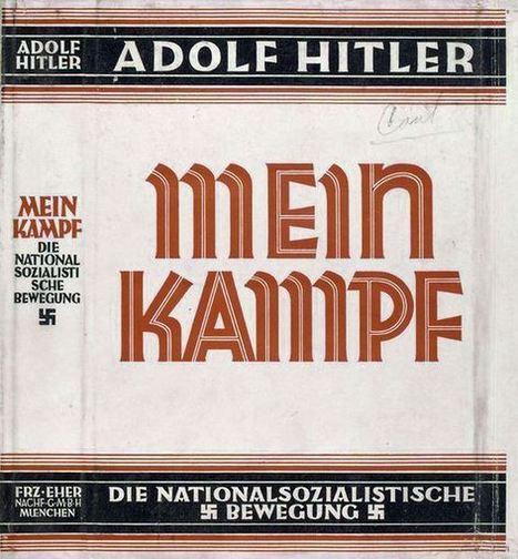 Why Is Hitler's Mein Kampf Topping eBook Charts? | Mediawijsheid in het VO | Scoop.it