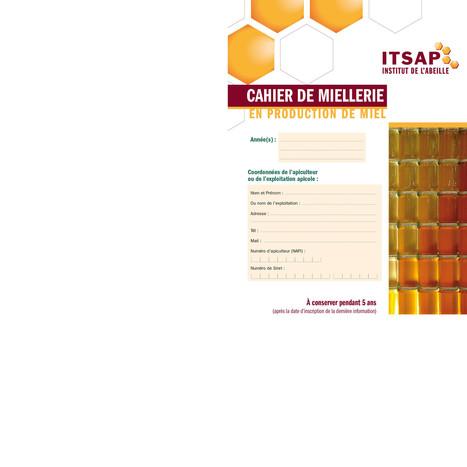 Le cahier de miellerie en production de miel | Filière apicole française | Scoop.it