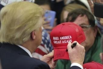 Trump wants to make America more like Denmark | AP Human Geography Digital Knowledge Source | Scoop.it