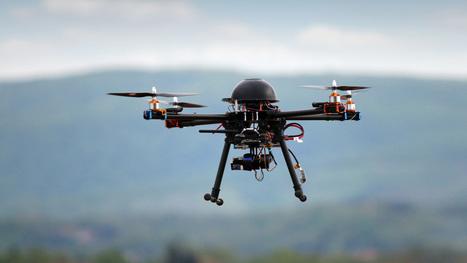 Airbus veut abattre les drones à longue distance | Libertés Numériques | Scoop.it