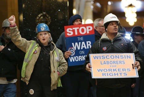 How Unions Fight Inequality and Strengthen Democracy | The Beacon | Scoop.it