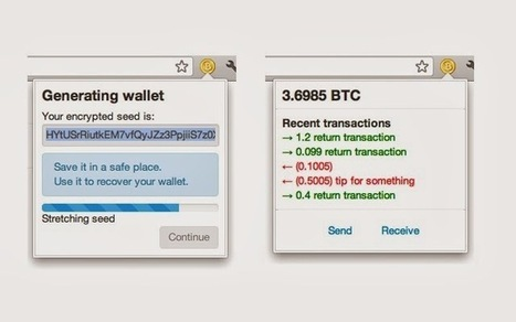 Bitcoin Balance Chrome Extension ~ Earn free Bitcoins quickly | Earn free Bitcoins Euros and Dollars | Scoop.it