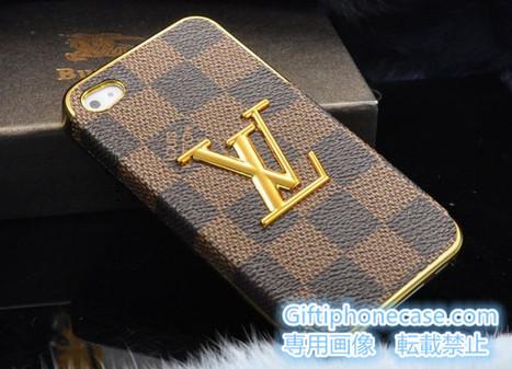 超魅力iphone5 ケース 人気ブランドルイブイトンiphone5/5S ハードケース ブラウンチェック柄アイフォン5/5S カバー通販 | iPhone5 5sケース贈り物の専門店 | Scoop.it