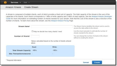 Amazon Web Services Blog: Amazon Kinesis - Real-Time Processing of Streaming Big Data | Big Data Analytics & Technologies | Scoop.it
