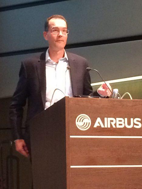 Conference by François Caudron, Airbus - Royal Aeronautical Society - Toulouse, Nov. 15, 2016 - Irma Fubiani & David Machado Report - Aerospace MBA | innovation | Scoop.it