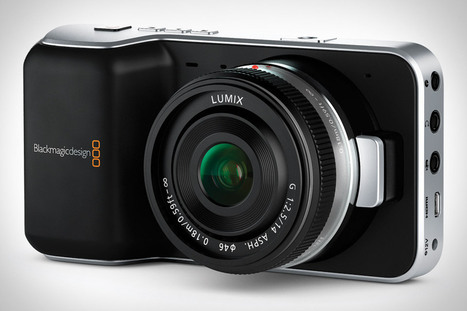 Blackmagic Pocket Cinema Camera   What's new in Visual Communication?   Scoop.it