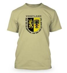 Vogtland-Shirt mit Wappen › STATH.ONE   Newzealand   Scoop.it