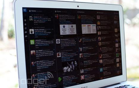 TweetDeck for Mac finally gets features the web version already has | Les Outils du Community Management | Scoop.it