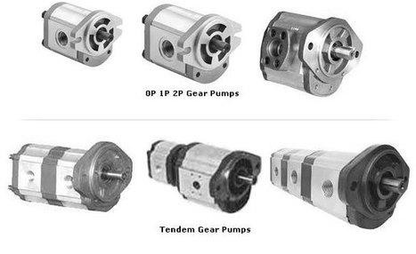 Hydraulic Gear Pumps - 0P 1P 2P Tendem Gear Pumps Manufacturer | louiesmith | Scoop.it