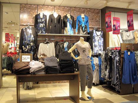 Economie | Habillement : +1 % de ventes en octobre | Marché français des commerces | French Retail Market | Scoop.it