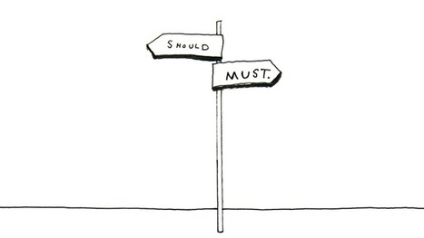 The Crossroads of Should and Must — Medium | Leadership | Scoop.it