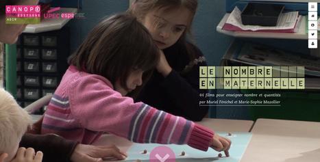 Le nombre en maternelle - Muriel Fénichel, Marie-Sophie Mazollier @reseau_canope | TICE et éducation en Corse | Scoop.it