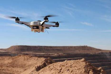 Skycatch Raises $13.2M To Field Data-Gathering Drones Both High And Low | Communication design | Scoop.it