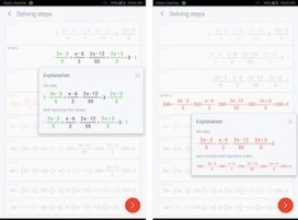5 of The Best Android Math Apps for Middle School Students ~ Educational Technology and Mobile Learning | Apps for Teaching | Scoop.it