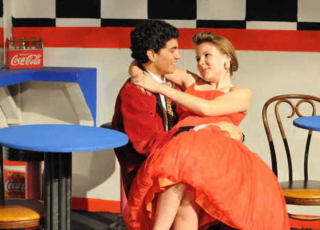 Today's teens play '50s high schoolers in 'Grease' | cjonline.com | OffStage | Scoop.it