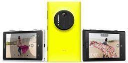 Nokia Lumia 1020 : tout ce qu'il faut savoir sur ce nouveau smartphone dédié à la photo | Compil Nokia Lumia 1020 | Scoop.it
