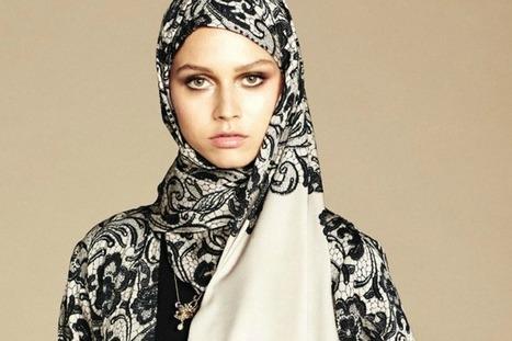 Dolce et Gabbana lance une collection de voiles pour les musulmanes | INTERSTYLEPARIS  Fashion News | Scoop.it