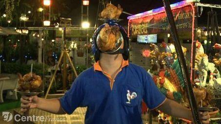 Dans les restos thaï, les poulets volent et les robots dansent - lepopulaire.fr   Du bout du monde au coin de la rue   Scoop.it
