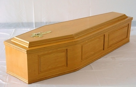 Qui veut enterrer le cercueil en carton? | CRAKKS | Scoop.it