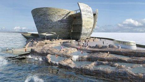 Swansea tidal lagoon plan submitted   Welsh Community Renewable Energy   Scoop.it