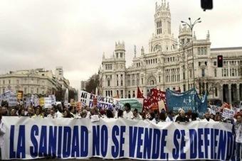 Consulta popular en Madrid en defensa del sistema de salud público   Área de trabajo en enfermería (Auxiliar de enfermería)   Scoop.it