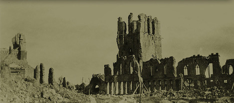:: CWGC :: The Ypres Salient | World War I | Scoop.it