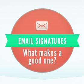 Tips voor een goede e-mail handtekening - sofiemustique.be | Webdesign-Annemiek | Scoop.it