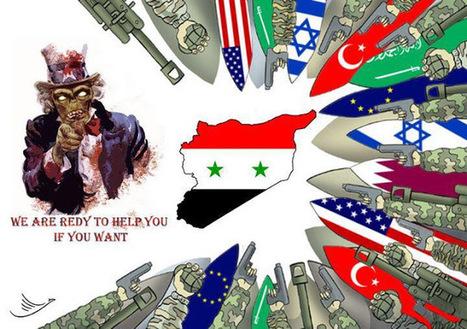 CNA: SIN PERMISO de SIRIA - SIN MANDATO de la ONU - Alemania se suma a la agresión imperialista en Siria   La R-Evolución de ARMAK   Scoop.it