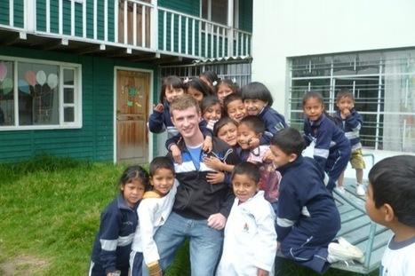 "Ryan Volunteer Abroad in Quito, Ecuador | Volunteers Abroad Reviews and Feedbacks | ""#Volunteer Abroad Information: Volunteering, Airlines, Countries, Pictures, Cultures"" | Scoop.it"