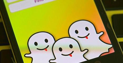 Snapchat : Une campagne de recrutement originale ! | meltyBuzz | Emploi et ressources humaines | Scoop.it