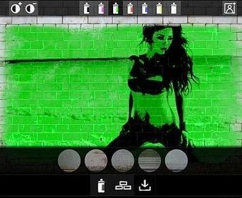 Appliquer des graffitis sur les murs d'une photo | Retouches et effets photos en ligne | Scoop.it