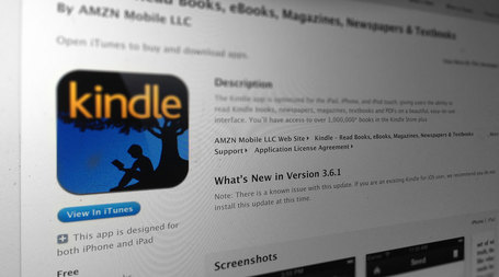 Amazon warns iOS Kindle app users to avoid latest update | Life @ Work | Scoop.it