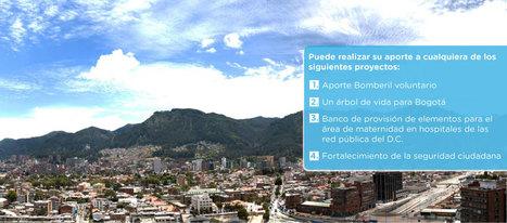 Alcalde Enrique Peñalosa invita a hacer aporte voluntario por una Bogotá más segura | Impuestos y Contabilidad | Scoop.it