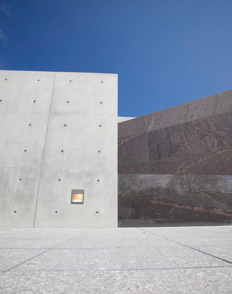 Tadao Ando's New Work at the Clark Institute | Today's Modern Architects and Architecture | Scoop.it