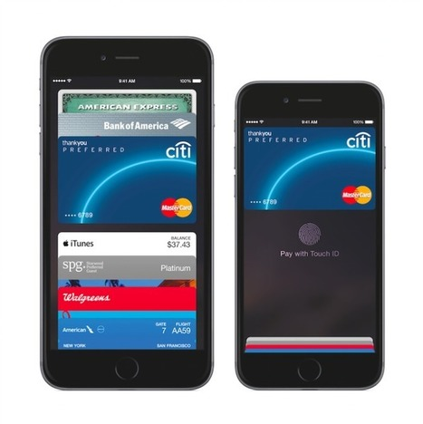 Apple Pay Will Now Support Loyalty Programs: WWDC 2015 | Payments 2.0 | Scoop.it