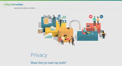 Veilig internetten geeft tips om je privacy te waarborgen | Veilig internetten: Mediawijsheid PO | Scoop.it