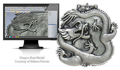 CNC Software For Artistic Applications - ArtCAM   iThinks and the Making Movement   Scoop.it