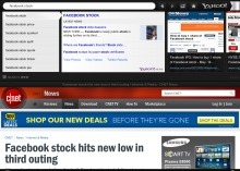 Here comes Yahoo's own Web browser -- Axis | New Web 2.0 tools for education | Scoop.it