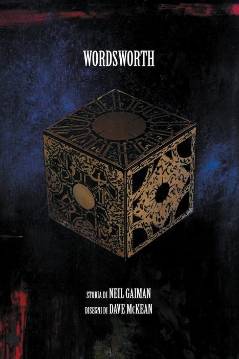 Hellraiser: i capolavori, di Neil Gaiman e Dave McKean | Eightball | Scoop.it