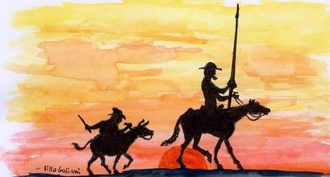 Accede a 3.300 ediciones diferentes de El Quijote   Litteris   Scoop.it