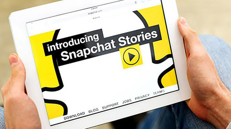 7 Unofficial Rules of Snapchat All Marketers Need to Follow | JOIN SCOOP.IT AND FOLLOW ME ON SCOOP.IT | Scoop.it